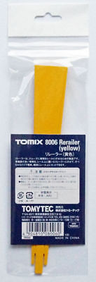 Tomix 8006 Rerailer (Yellow) (N scale)
