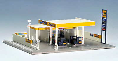 Tomix 4069 Gas Station (KYGNUS) (N scale)
