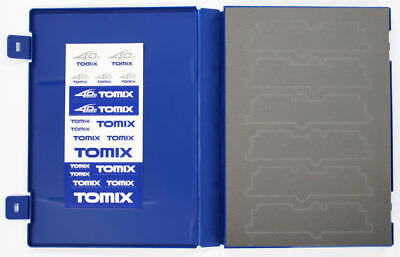 Tomix 6201 N scale Book Style Case for 6 Cars (Classic Design) (N scale)