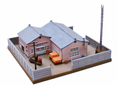 Tomytec (Building 009-3) The Factory Collection C3 1/150 N scale