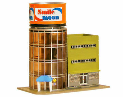 Tomytec (Building 039-2) Cylindrical Building B 1/150 N scale