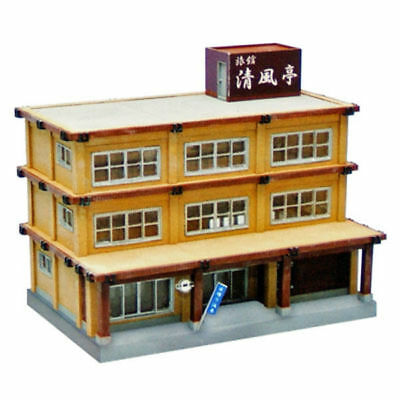 Tomytec (Building 067) Japanese Hot Spring Hotel B 1/150 N scale