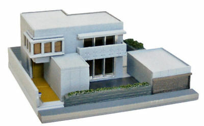 Tomytec (Building 012-3) Modern House B3 1/150 N scale