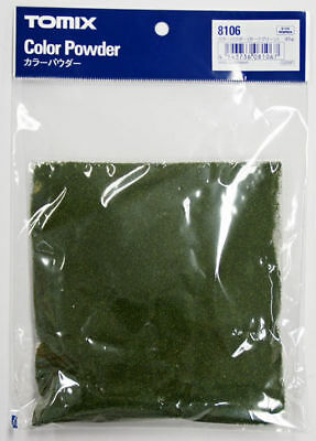 Tomix 8106 Color Powder (Dark Green) (N scale)