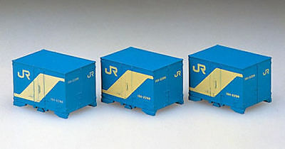 Tomix 3110 Type 18A 5t 12' Containers (3 pieces) (N scale)