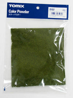 Tomix 8107 Color Powder (Green) (N scale)