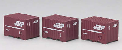 Tomix 3126 Type 19F 5t 12' Containers (3 pieces) (N scale)