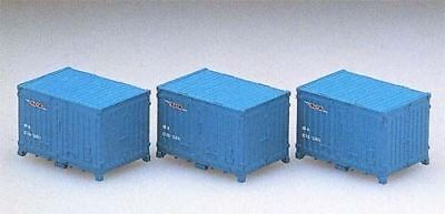 Tomix 3102 ype C35 5t 12' Containers (3 pieces) (N scale)