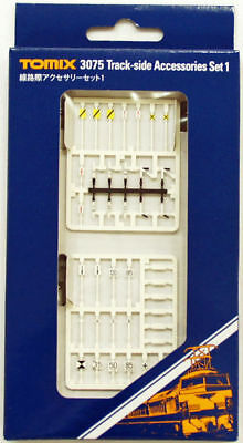 Tomix 3075 Track-side Accessories Set 1 (N scale)
