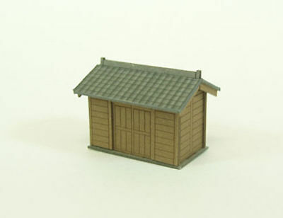 Sankei MP04-20 Barn A 1/150 N scale