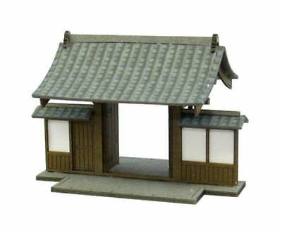 Sankei MP04-43 Main Gate 1/150 N scale