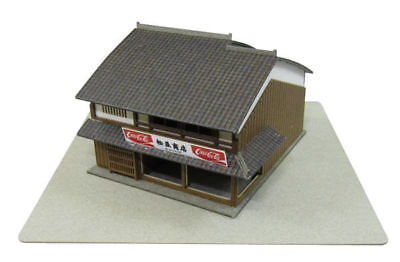 Sankei MP01-51 Japanese Store A 1/220 Z scale