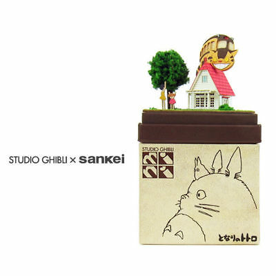 Sankei MP07-02 Studio Ghibli Satsuki May Neko Bus My Neighbor Totoro Non-Scale