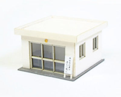 Sankei MP04-22 Police Box A 1/150 N scale