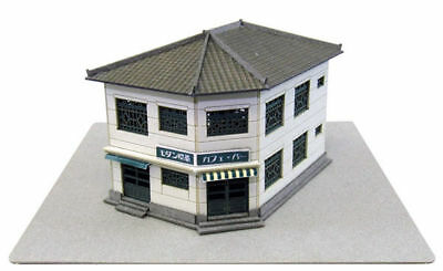 Sankei MP01-47 Cafe (Coffee Shop) 1/220 Z scale
