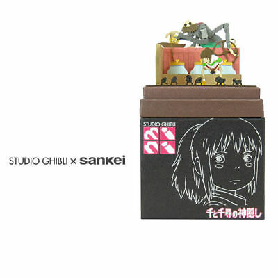 Sankei MP07-12 Studio Ghibli Kamaji and Chihiro Spirited Away Non-Scale