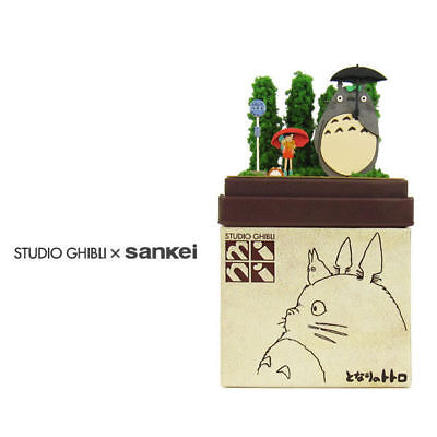 Sankei MP07-03 Studio Ghibli Totoro and Bus Stop My Neighbor Totoro Non-Scale