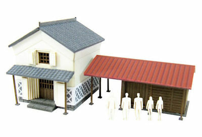 Sankei MP01-142 Japanese Storehouse B 1/220 Z scale