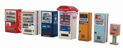 Sankei MP04-63 Vending Machine A 1/150 N scale