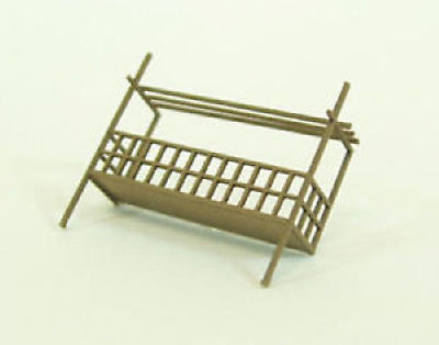 Sankei MP04-15 Clothes-drying Platform A 1/150 N scale