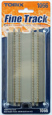 Tomix 1066 140mm Double Straight Slab (Concrete) Track DS140-SL(F) (N scale)