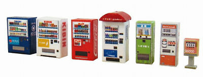 Sankei MP04-64 Vending Machine B 1/150 N scale
