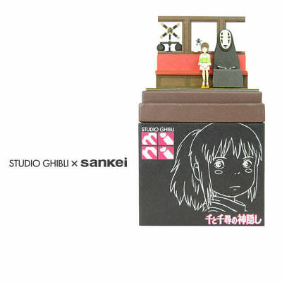 Sankei MP07-15 Studio Ghibli Chihiro and No Face Spirited Away Non-Scale