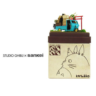 Sankei MP07-01 Studio Ghibli House Moving My Neighbor Totoro Non-Scale