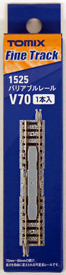 Tomix 1525 70-90mm Extensible Track V70 (N scale)