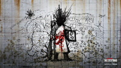"""005 The Evil Within Ghost Survival Horror Shooting Game 24/""""x36/"""" Poster"""