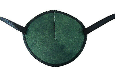 Green - Medical Adult Eye Patch