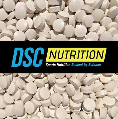 Zinc Tablets - MAX STRENGTH - (100 pack) - Immune Support - By DSC NUTRITION