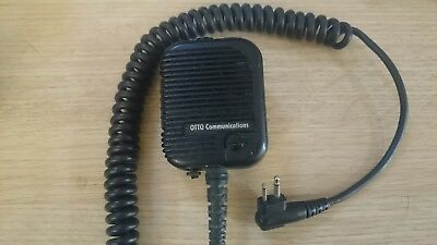 OTTO Communications Speaker Mic Microphone 10026