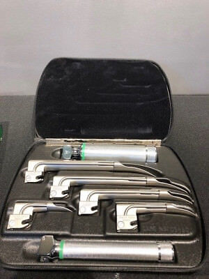 Welch Allyn Fiber Optic Laryngoscope System