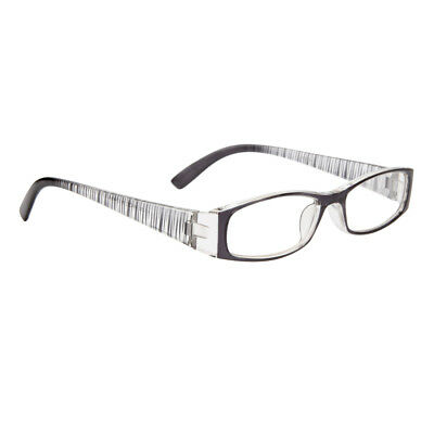 e4f4e6bb3763 Reading Glasses +2.25 New Fashion Designer Readers Women Black Clear R44225