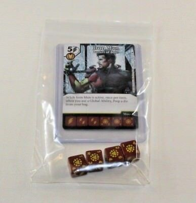 Marvel Dice Masters Mighty Thor RARE Uncommon Set CUR 4 dice BILLY CLUB