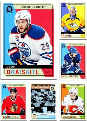 2017-18 O-Pee-Chee RETRO **** PICK YOUR CARD **** From The Set - [251-500] + CL
