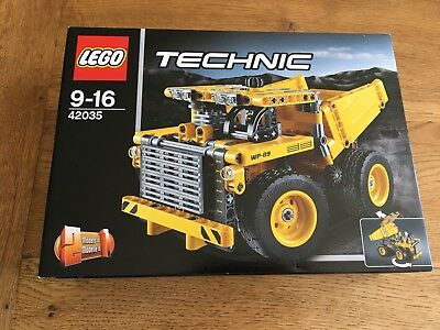 LEGO TECHNIC truck 42035 - £30.00 | PicClick UK