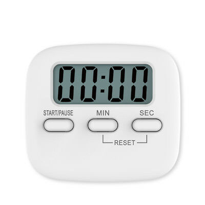 LCD Digital Kitchen Timer with Magnetic loud Alarm Cooking Time Reminder - T1