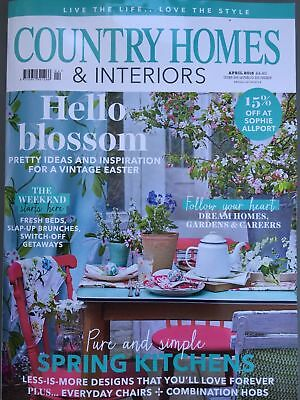 Country Homes & Interiors Magazine April 4/2018 Vintage Easter