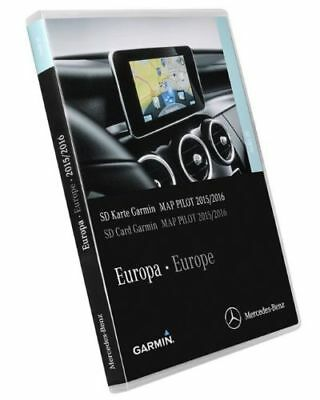 orginal mercedes benz garmin map navigation navi update. Black Bedroom Furniture Sets. Home Design Ideas