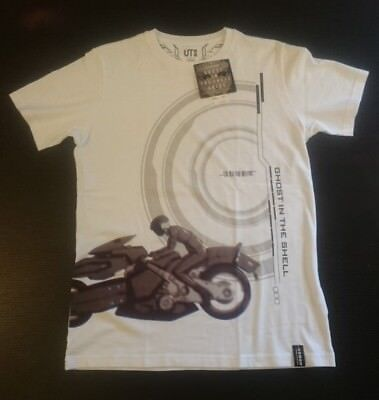UT Uniqlo - GHOST IN THE SHELL ARISE, T-shirt size L