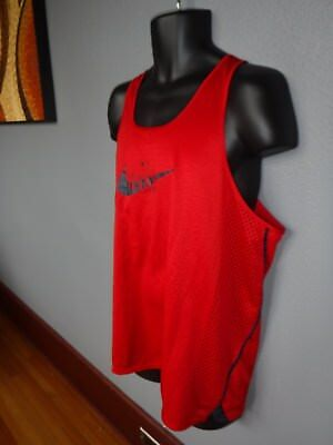 1f5f4be9 Nike PRE LIVES RUNNING Singlet XL mens tank top PREFONTAINE track Race DRI- FIT