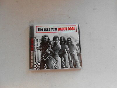 Daddy Cool-The Essential-2 Cd's-Ross Wilson-Includes 12 Live Tracks From 1972