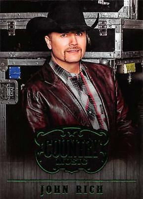 2014 Panini Country Music Green and Purple Parallel Cards Pick From List