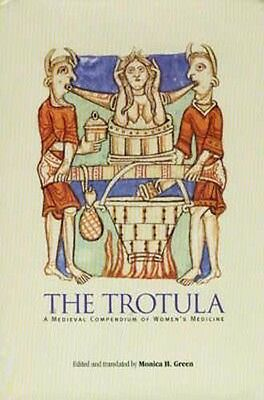 NEW Trotula Medieval Compendium Women's Medicine 12thC Salerno Italy Gynecology