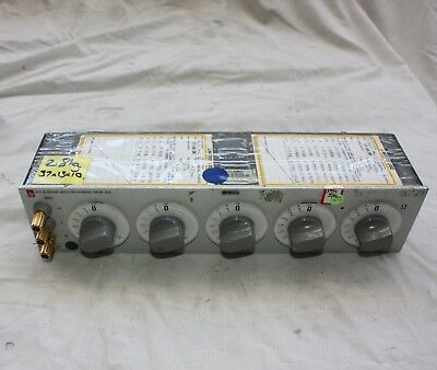 General Radio Company GenRad 1433-N 10Kohm Five Decade Resistor