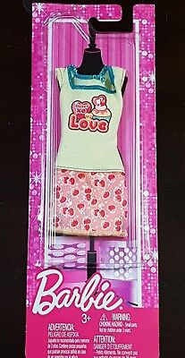 Fashionable  Sweet Xo 4 U  Barbie Dress