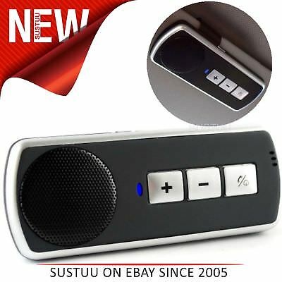 Plug N Go Bluetooth Multipoint SpeakerPhone│Car Handsfree Call│For Mobile Phones