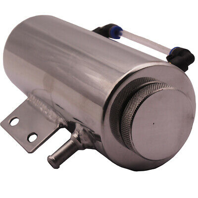 500ML Aluminum Overflow Coolant Tank Reservoir Cooling Radiator Water Catch